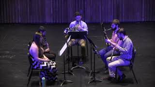 N.E.O. SOUND Call for Scores Wind Quintet Reference Recording