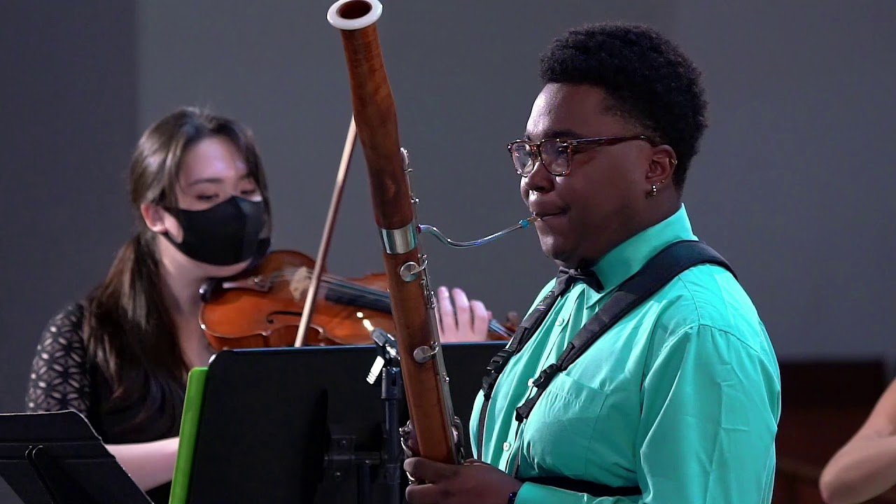 Kontrapunktus Performs Vivaldi Bassoon Movement