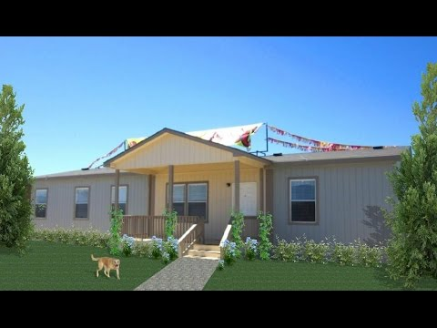 Discounted Double Wide Mobile Homes For Sale Laredo Tx Youtube