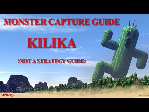 Final Fantasy X HD Remaster - Monster Capture Guide - Kilika