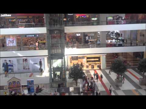 Inside Look In SM Lanang Premier, Davao City, Philippines