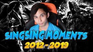 SingSing Moments: Nostalgia (2012-2019)