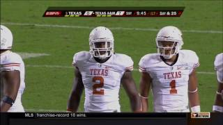 2009 #3 Texas vs. Texas A&M (HD)