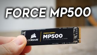 Corsair Force MP500 Review - Is it any good?