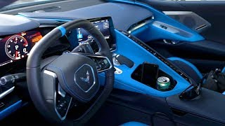 Inside the 2020 C8 Corvette [Full HD Footage]
