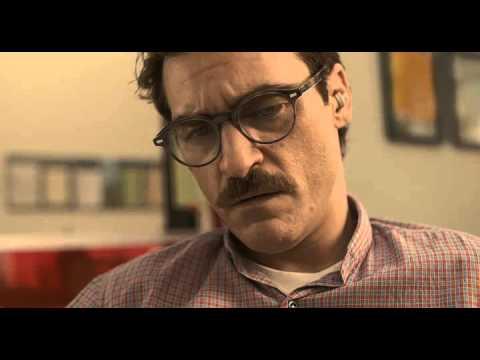 Динамика, брови - фильм Она (2013)