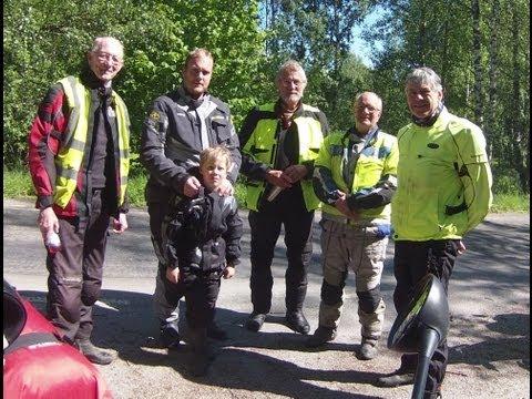 BMW Klubbens Onsdagstur - 20130619 - Stockholm Sweden