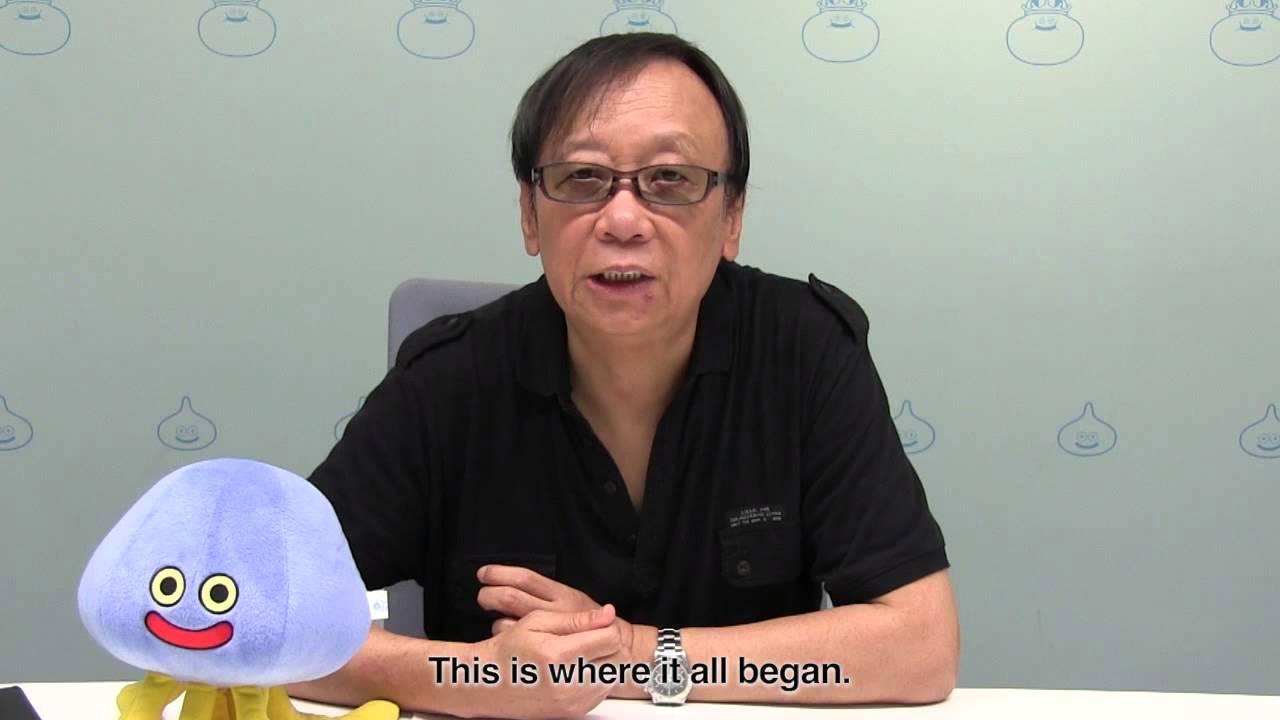 Resultado de imagen para Yuji Horii