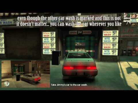 GTA IV - Clean Getaway (All Possibilities)