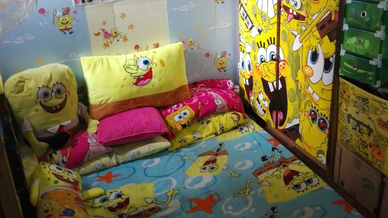 SpongeBob Room Tour tayo ka love-bob (malinaw version