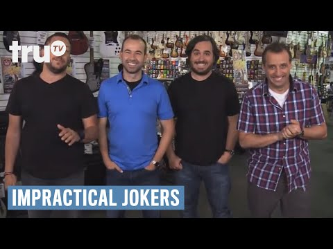 Impractical Jokers - Music Teacher Hits The Wrong Notes