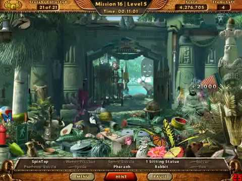 Amazing Adventures The Lost Tomb   Mission 16   Part 2 Walkthrough Gameplay Playthrough