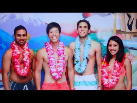 Texans Tour Japan! Day 3 | Hakone and Yunessun Hot Spring Resort