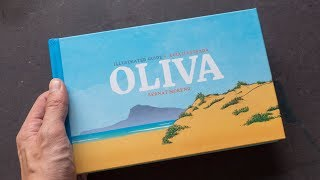 Review: Oliva Illustrated Guide by Bernat Moreno