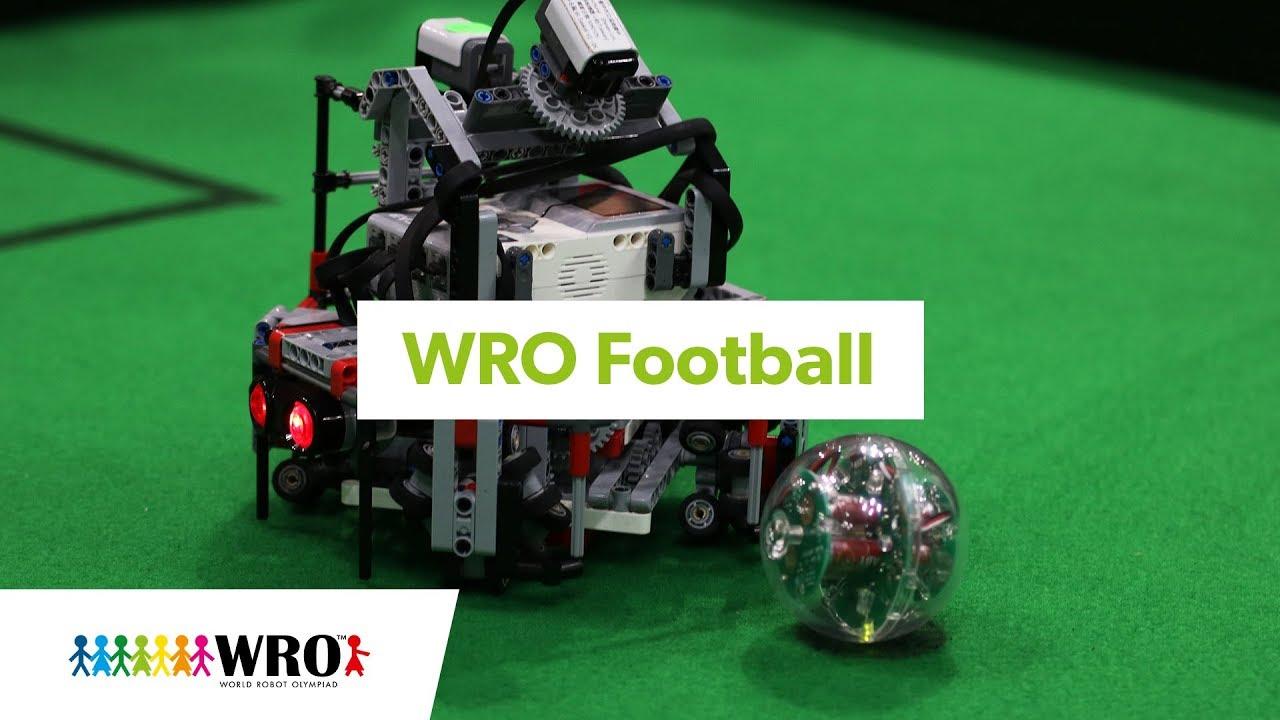Football Category: World Robot Olympiad Association