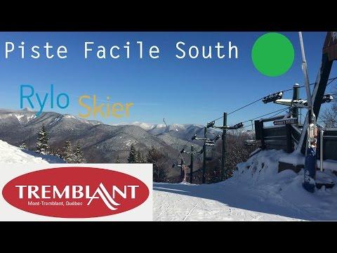 Piste Facile South | Mont-Tremblant, Quebec, Canada