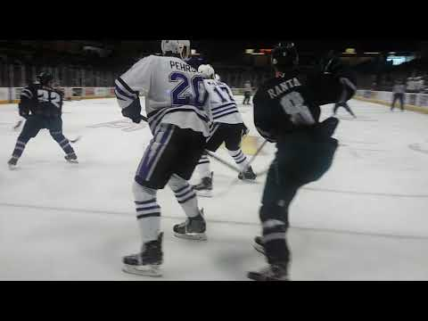 Sioux City Musketeers highlights 1st period part 2
