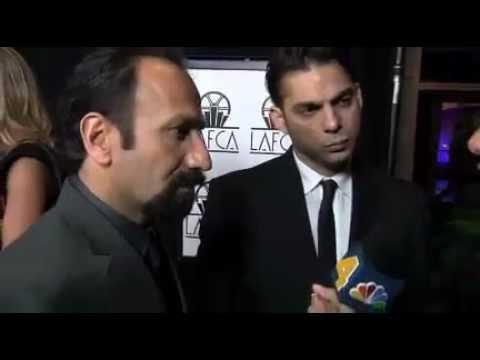 NBC INTERVIEW WITH ASGHAR FARHADI.Flv