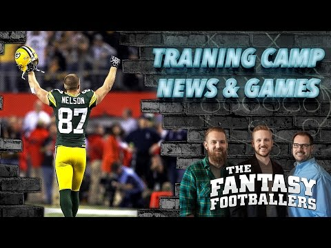 Fantasy Football 2016 - Breaking News, Training Camp, This-or-That - Ep. #230