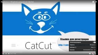 Cat Cut 2018 Как заработать на ссылках с помощью seosprint очень быстро!!
