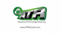 Advanced Technology Recycling on TALK BUSINESS 360 TV
