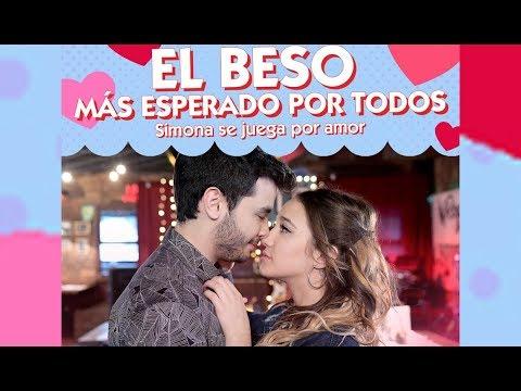 """Simona - Capítulo 97: """"El beso más esperado"""""""
