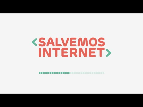 Salvemos Internet | ¡Defendamos la neutralidad de la red!