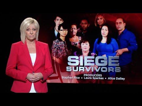 60 Minutes Australia: The Siege Survivors: Part One (2015)