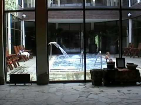 Center Parcs Spa Area Youtube