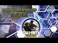 THIS TIP WILL MAKE YOU RANK UP FASTER ON COD WW2! (Team Deathmatch Edition)