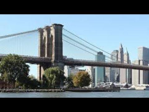 beac0e0ab3 New York Bryant Park and Brooklyn Bridge - YouTube