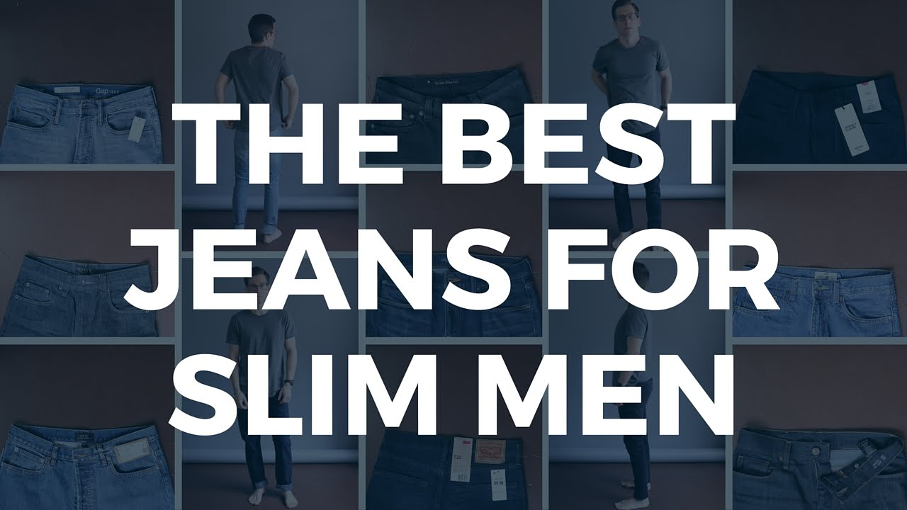 6b4fbad6 Best Slim Fit Jeans? 10 Popular Brands Compared - YouTube
