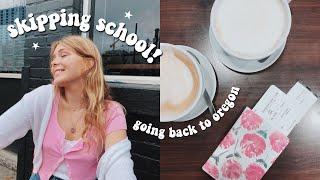 preparing for my HUGE vacation!! (I skipped school hehe)
