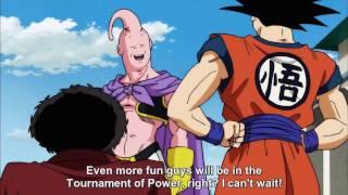 Goku Vs Skinny Buu Full Fight Eng Sub