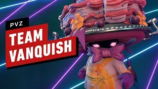 Plants vs. Zombies Battle for Neighborville: 7 Minutes of Team Vanquish Gameplay