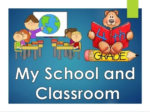 My School and My Classroom Kids English Subtitles