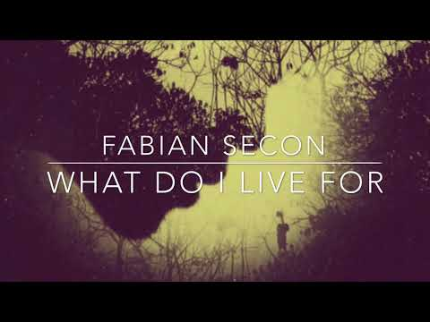 Fabian Secon - What Do I Live For