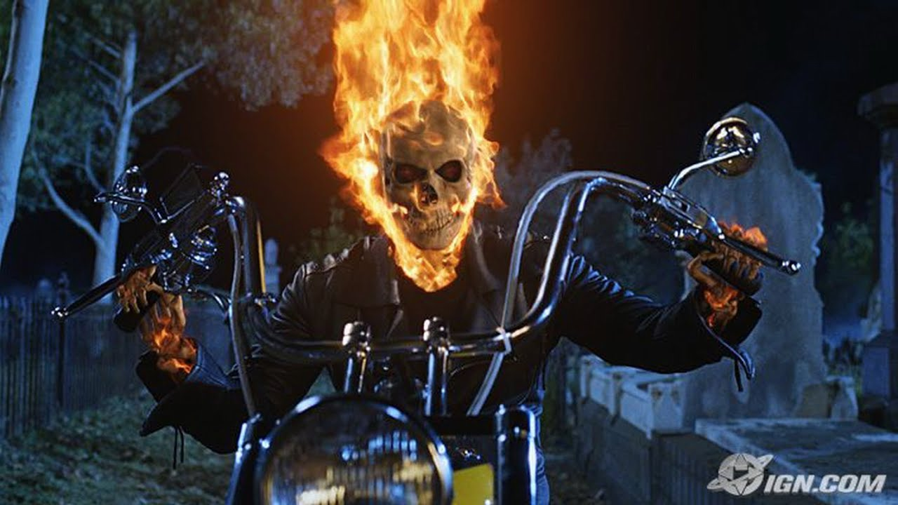 Gta San Andreas Getting Ghost Rider Bike See Description For