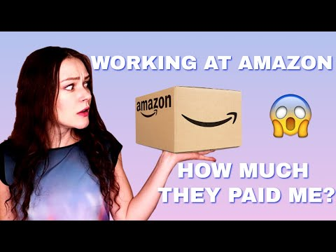 AMAZON. Working as a packer. Personal experience and working conditions