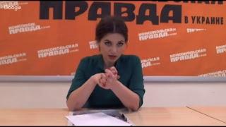 """Ведущая  реалити """"Ревизор: Магазины"""" Наталья Кудряшова"""