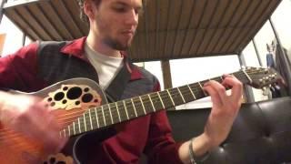drop d acoustic guitar