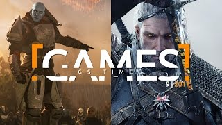 GS Times [GAMES] 9 (2017). Destiny 2, The Witcher 4, Total War: Warhammer 2 | Главные новости игр