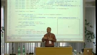Michael Kay and O'Neil Delpratt (Saxonica): Multi-user interaction using client-side XSLT
