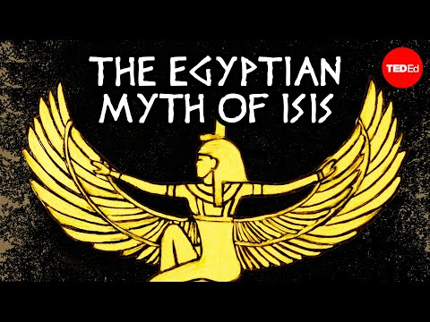 Video image: The Egyptian myth of Isis and the seven scorpions - Alex Gendler