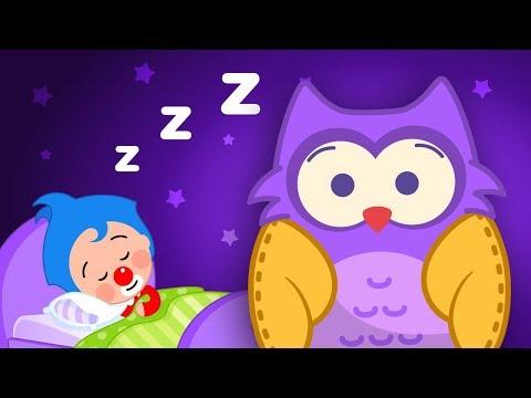 La Lechuza hace Shh y Más Canciones para Dormir ♫ Plim Plim