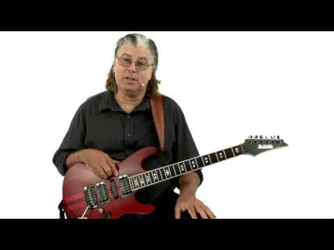 Improv Guitar Lesson  2 Target Practice  Jon Finn