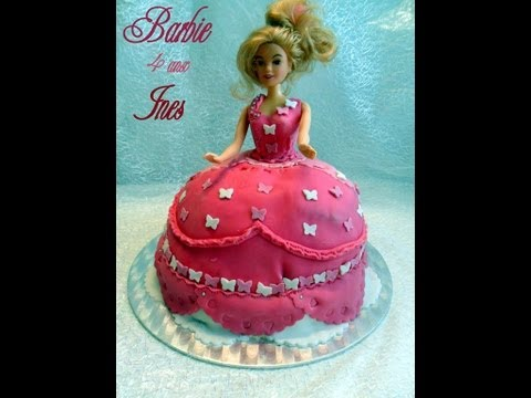 gateau-d'anniversaire-princesse-barbie-amour-de-cuisine