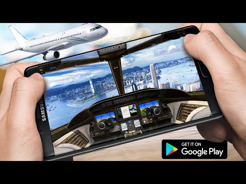 Top 5 Best Flight Simulator For Android | Best Android Flight Simulator Games