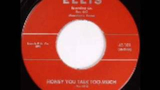Orville Fox - Honey You Talk Too Much