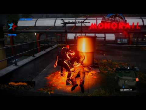 inFamous Second Son 100% Good Karma Walkthrough Part 6, 720p HD (NO COMMENTARY)